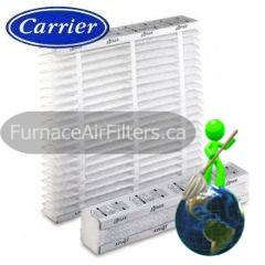 Carrier EZ-FLEX EXPXXFIL0020 20x25x5