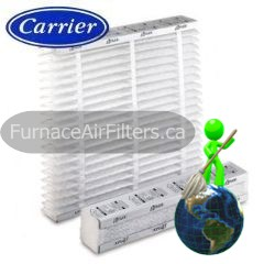 Carrier EZ-FLEX EXPXXFIL0024 24x25x5