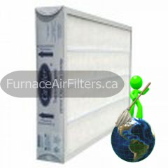 Carrier GAPCCCAR2020 Infinity Air Purifier Cartridge 20x20x4