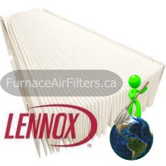 Lennox X5424 Healthy Climate Replacement Media Filter