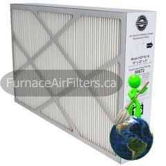 Lennox Healthy Climate X8312 / HCXF16-16 Expandable Filter 16x25x5